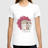 coffe T-shirts featuring Coffe mugs by Kulistov