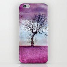 ATMOSPHERIC TREE   Pink Morning iPhone Skin