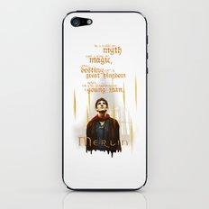 Merlin: Myth and Magic iPhone & iPod Skin