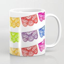 Colorful Papel Picado Coffee Mug