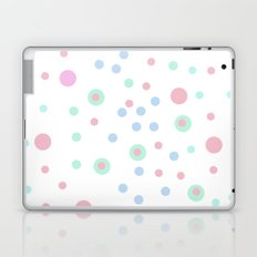 candy dots Laptop & iPad Skin