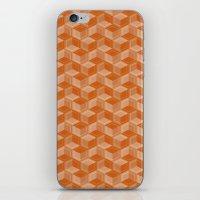 escher iPhone & iPod Skins featuring Escher #003 by rob art | simple