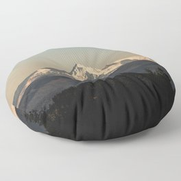 PNW Mount Hood Adventure Floor Pillow