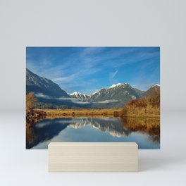 A beautiful place in the provincial park Mini Art Print