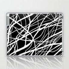 Tumble 2 Black Laptop & iPad Skin