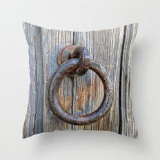 003 Throw Pillow