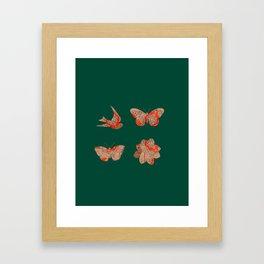 Botanical Esprit Framed Art Print