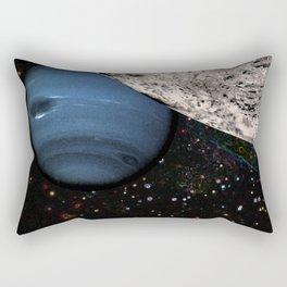 Dawn of a dream Rectangular Pillow