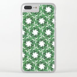 Rings of Ivy Clear iPhone Case