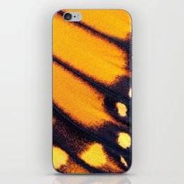 Butterfly Wing #23 iPhone Skin