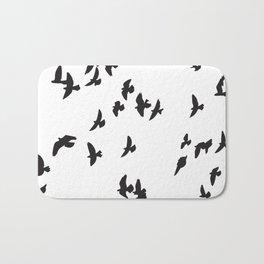 Happy Birds Bath Mat