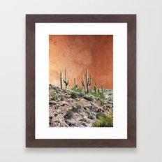 Rustic #society6 #decor #buyart Framed Art Print