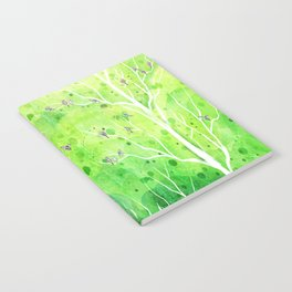 Beautiful Forest Notebook