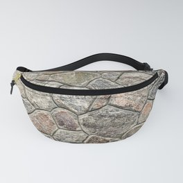 Stone texture Fanny Pack