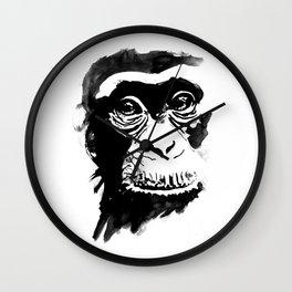 chimpanze Wall Clock
