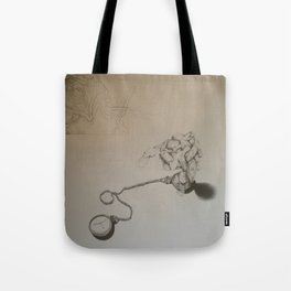 Time heals all wounds Tote Bag