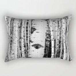 Through the Forest Rectangular Pillow