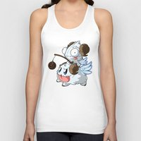 invader zim Tank Tops featuring Invader Poro Pix by HelloTwinsies