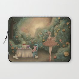 Flowers for the Table Laptop Sleeve