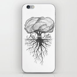 Know Your Roots iPhone Skin