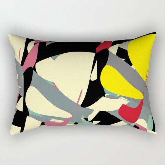 Copy and Paste II Rectangular Pillow