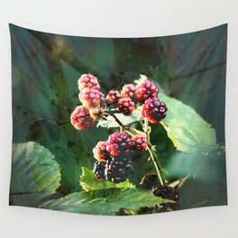 Late in the Season Wall Tapestry