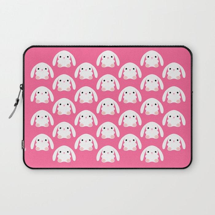 Mei the Strawberry Rabbit Laptop Sleeve