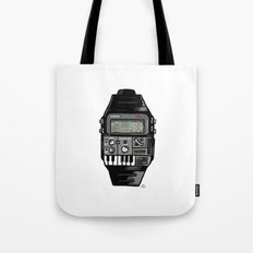 Synth Watch Tote Bag