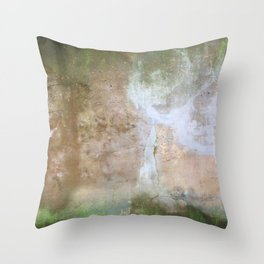 white sprite 8432 Throw Pillow