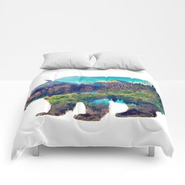 Nature Giant Comforters