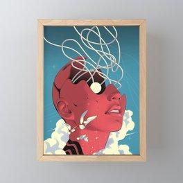 The Electric Eye Framed Mini Art Print