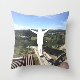 //FILL IN THE BLANK ME 2// Throw Pillow