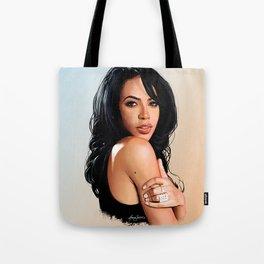 Aaliyah #2 Tote Bag