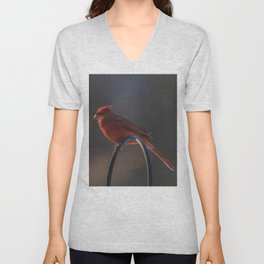 Bird On A Wire Unisex V-Neck
