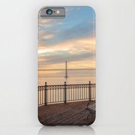 San Francisco Pier iPhone Case