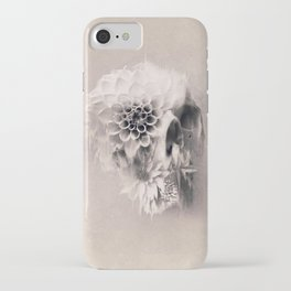 Decay Skull Light iPhone Case