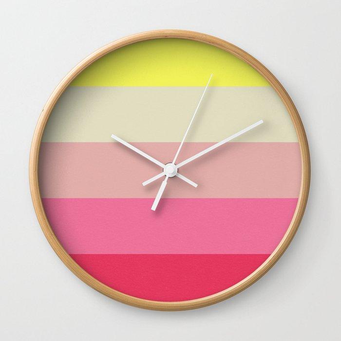 mindscape 3 Wall Clock