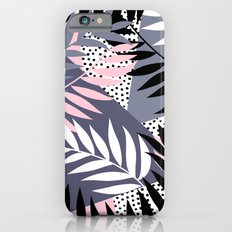 Palms on Polka Dots iPhone 6s Slim Case