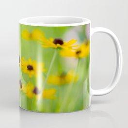 Black Eyed Susans in Summer Coffee Mug