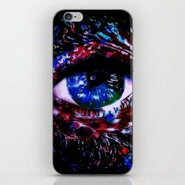 We The Peephole iPhone Skin