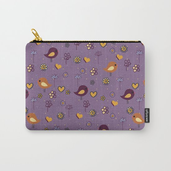 Cute Pattern Carry-All Pouch