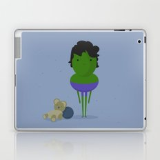 My angry hero! Laptop & iPad Skin