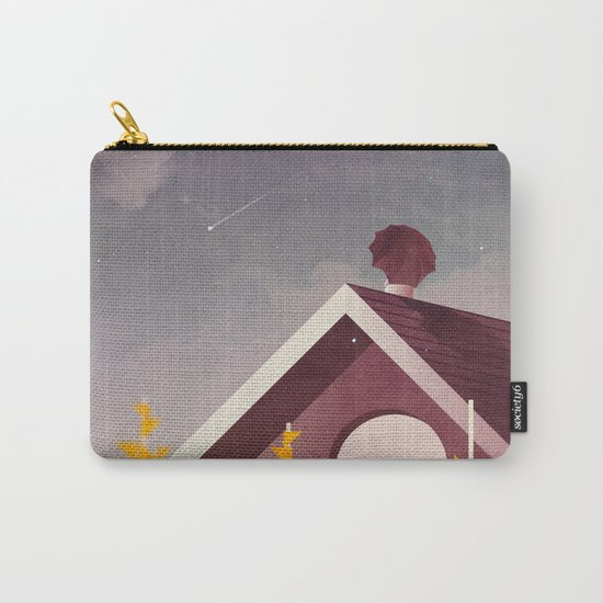 Shooting Stars Carry-All Pouch