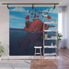 Monster of the Week: Kraken Wall Mural