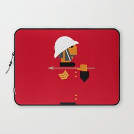 The man who would be king Laptop Sleeve