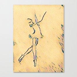 Faithful Canvas Print