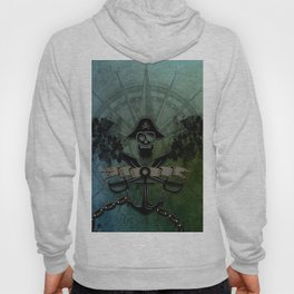 Pirate design, a pirate's life for me Hoody