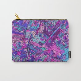 Colourful Jungle Jamboree Carry-All Pouch