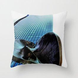 Masterpiece Millenium Throw Pillow