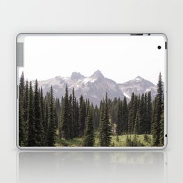 Mountain Wilderness - Nature Photography Laptop & iPad Skin